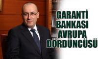 Garanti Bankası'nın önemli başarısı