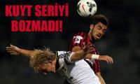Fenerbahçe tek golle geçti!