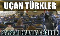 5 milyon Türk uçtu