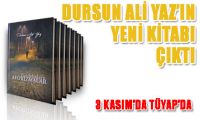 Dursun Ali Yaz'ın yeni kitabı çıktı