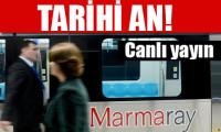 Marmaray için tarihi tören