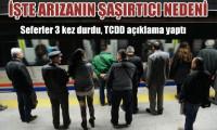 Marmaray için arıza açıklaması