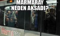 Marmaray'da yanlış komut!