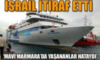 Mavi Marmara pişmanlığı