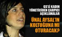 Galatasaray'a kadın başkan!