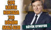 Arnavutköy'e Eczacıbaşı ilgisi