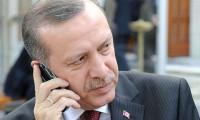 Filistin'den Erdoğan'a teşekkür telefonu