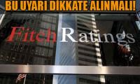 Fitch'ten merkez bankalarına uyarı
