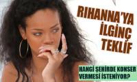 Rihanna'ya Diyarbakır teklifi