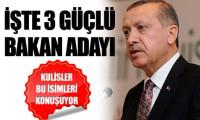 İşte Başbakan Erdoğan'ın yeni kabinesi