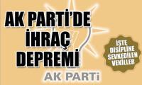 AK Parti MYK'sından 3 vekil için şok karar!