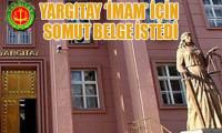 Yargıtay'dan 'imam' açıklaması