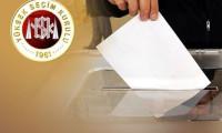 YSK Başkanı Güven yerel seçim sonuçlarını açıkladı