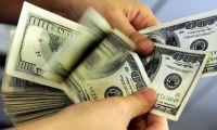 Dolar düşüşünün dördüncü gününde