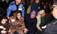Kayseri'de hazin tören