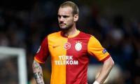 Sneijder'den bomba açıklama