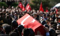 Mardin'de askeri araç devrildi: 1 şehit