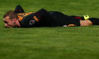 Galatasaray yine 2 puan bıraktı