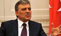 İşte Abdullah Gül'ün 2015 planı