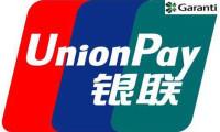 Kredi kartı ağı UnionPay, Garanti'yi tercih etti