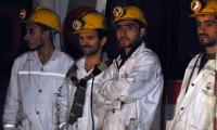 Madenciler için iş bıraktılar