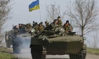 Ukrayna Rusya sınırındaki askerlerini artırıyor