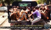 İŞİD katliamın fotoğraflarını yayınladı