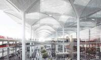 3. havalimanı için 8 yerli banka masada