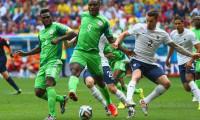 Emenike'li Nijerya'dan Brezilya'ya veda