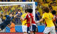 Brezilya adını yarı finale yazdırdı