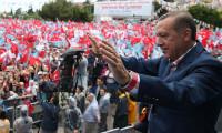 Erdoğan'dan ilk mitinginde önemli mesajlar