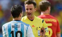 İşte Dünya Kupası finalinin hakemi