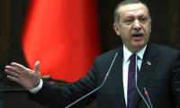 Erdoğan yine çok sert konuştu