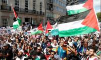 Londra'da BBC protestosu