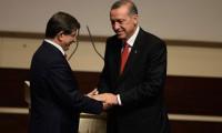 Erdoğan'ın son vekaleti Davutoğlu'na