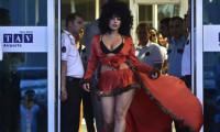 İstanbul'da Lady Gaga izdihamı