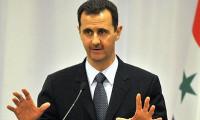 Esad'dan şok ABD çıkışı