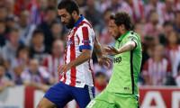 Atletico'ya 3 puanı Arda Turan getirdi