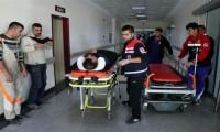 Kurban keserken kalp krizinden öldü