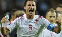 Arnavut futbolcudan şok açıklamalar