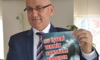 AK Partili başkandan 'termik santral' tepkisi