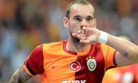 Sneijder Juventus'a ihanet etti