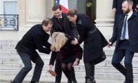 Danimarka Başbakanı böyle düştü