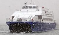 Fırtına deniz seferlerini durdurdu