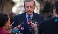 Erdoğan o görüntülere sinirlendi!