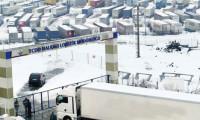 İhracata da kar darbesi