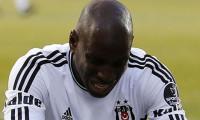 Beşiktaş'tan şok Demba Ba açıklaması