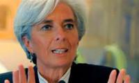Lagarde'dan küresel ekonomi için risk uyarısı