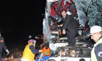 Kırıkkale-Samsun yolunda korkunç kaza