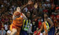 Galatasaray:59 Fenerbahçe:57
